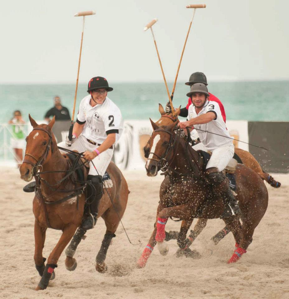 MASERATI Miami Beach Polo World Cup Kicks-off Men's Tournament