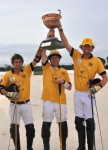 Yellow Cab claims 2012 Maserati Miami Beach Polo World Cup